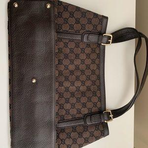 Gucci cloth bag